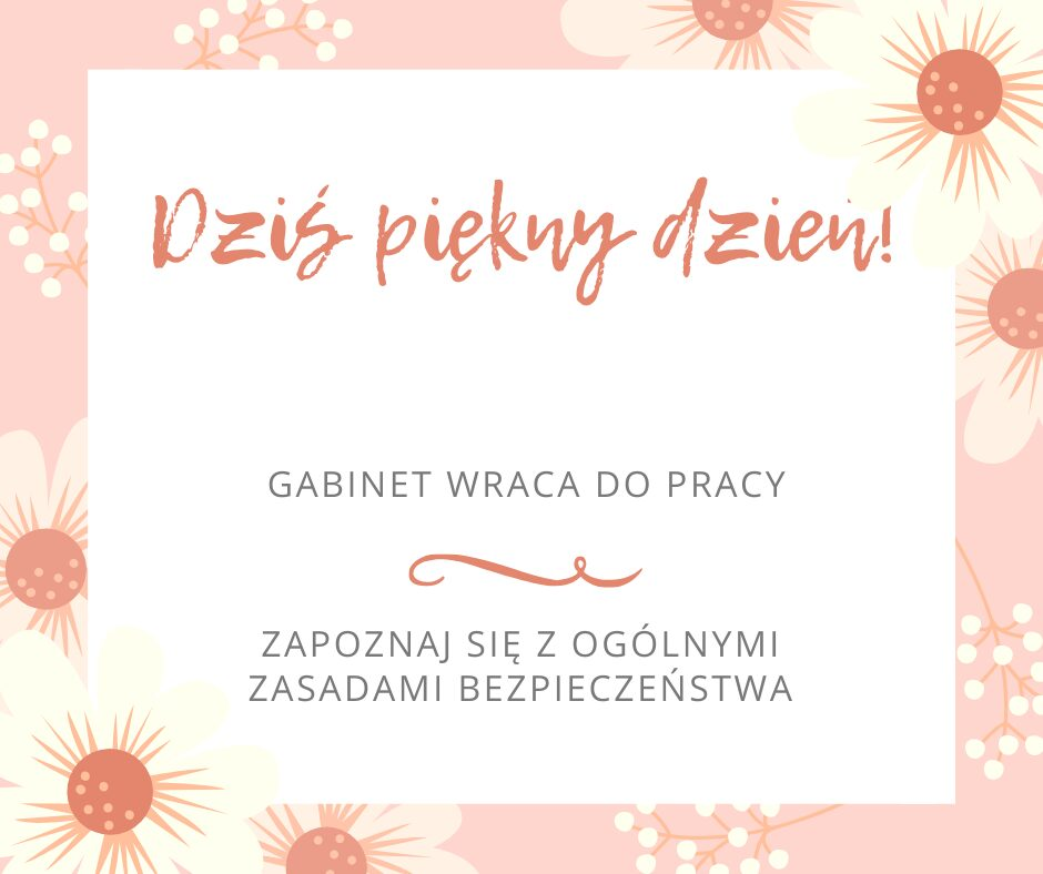 Read more about the article Gabinet wraca do pracy